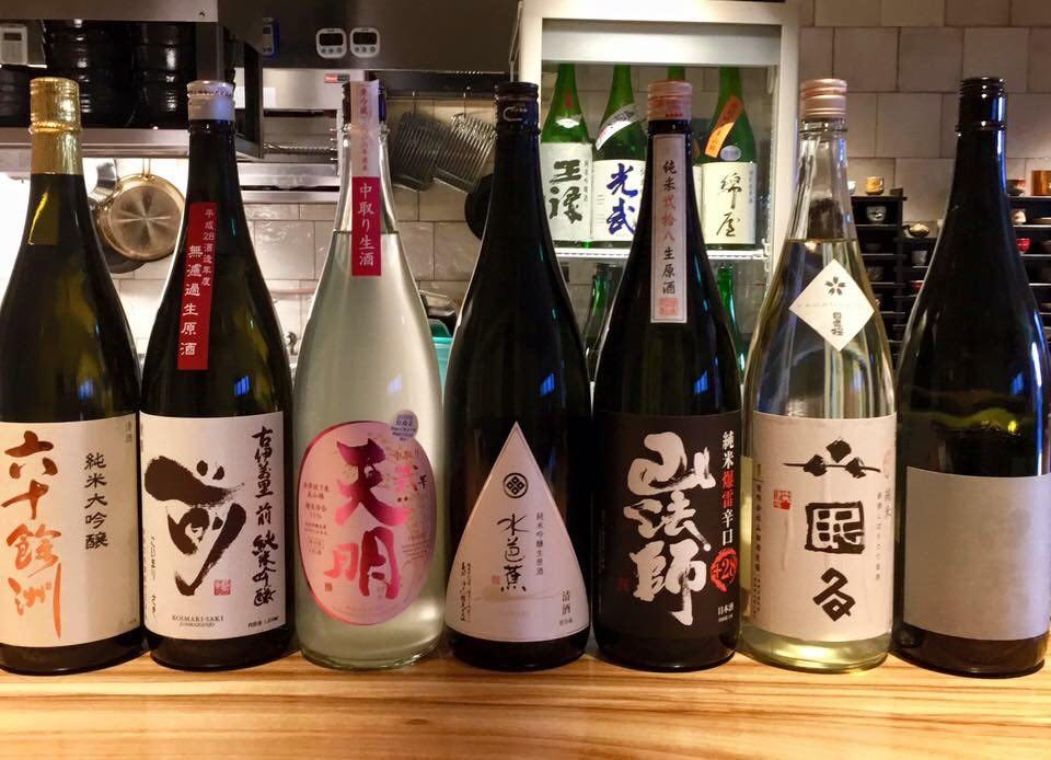 まき野,日本酒,soba,蕎麦,六十餘洲,山法師,天明