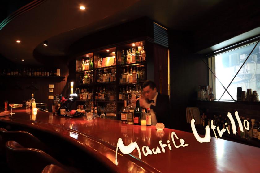 モーリス・ユトリロ,aria,bar,都城,吟醸香