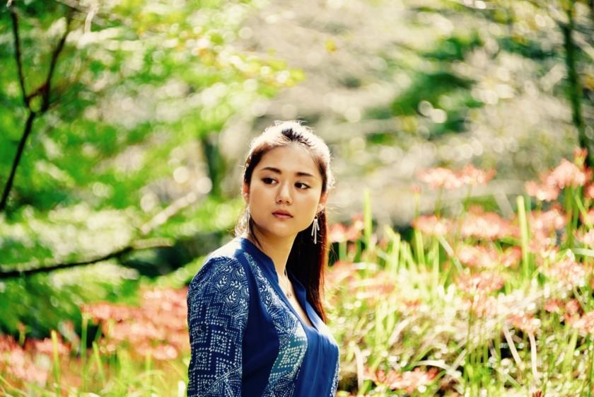 彼岸花,曼珠沙華,皇子原公園