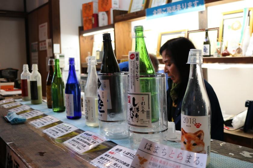 福岡,日本酒,吟醸香,浜池酒造,杉能舎,蔵開き