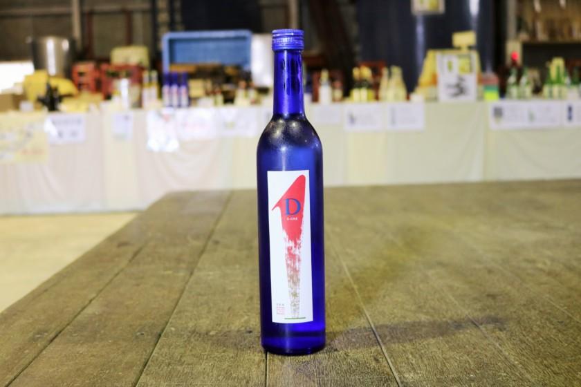 吟醸香,千年乃松酒造,D-ONE,滓酒,日本酒,福岡