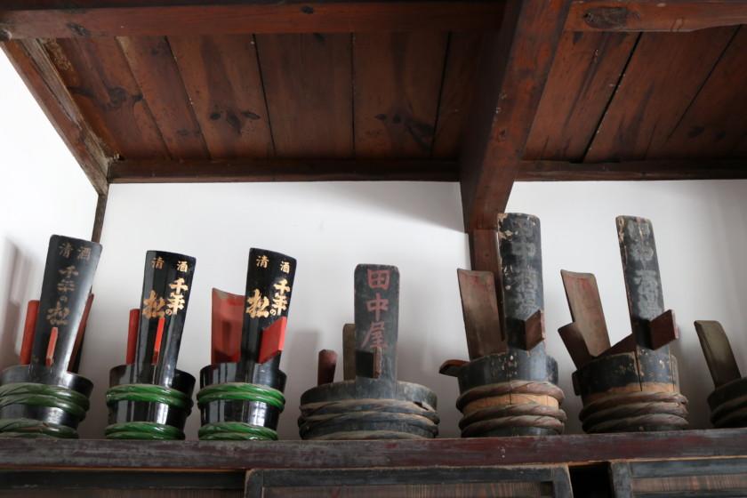 吟醸香,千年乃松酒造,発泡純米酒,滓酒,コスモス街道,福岡,酒蔵