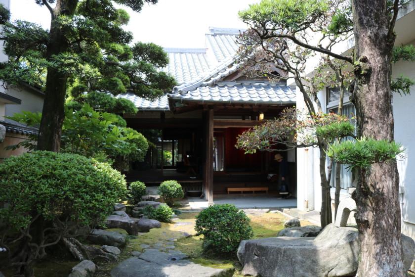 吟醸香,庭のうぐいす,山口酒造場,山口怜子,キルト作家