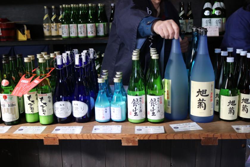 福岡,日本酒,吟醸香,城島酒蔵びらき,2018,旭菊