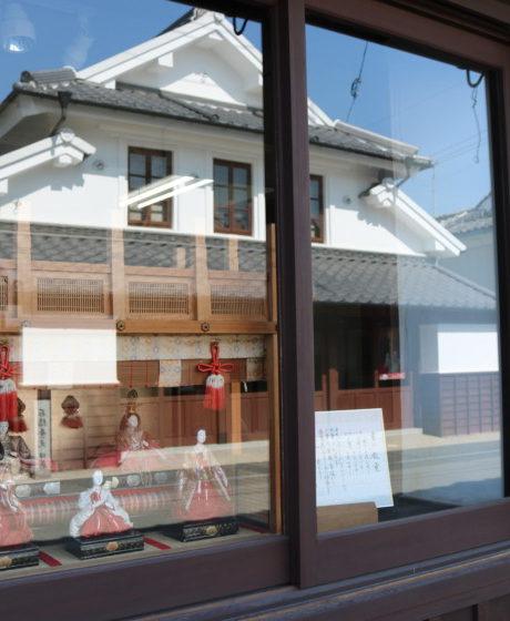 福岡,吟醸香,日本酒,八女福島,町並み,八女ぼんぼりまつり