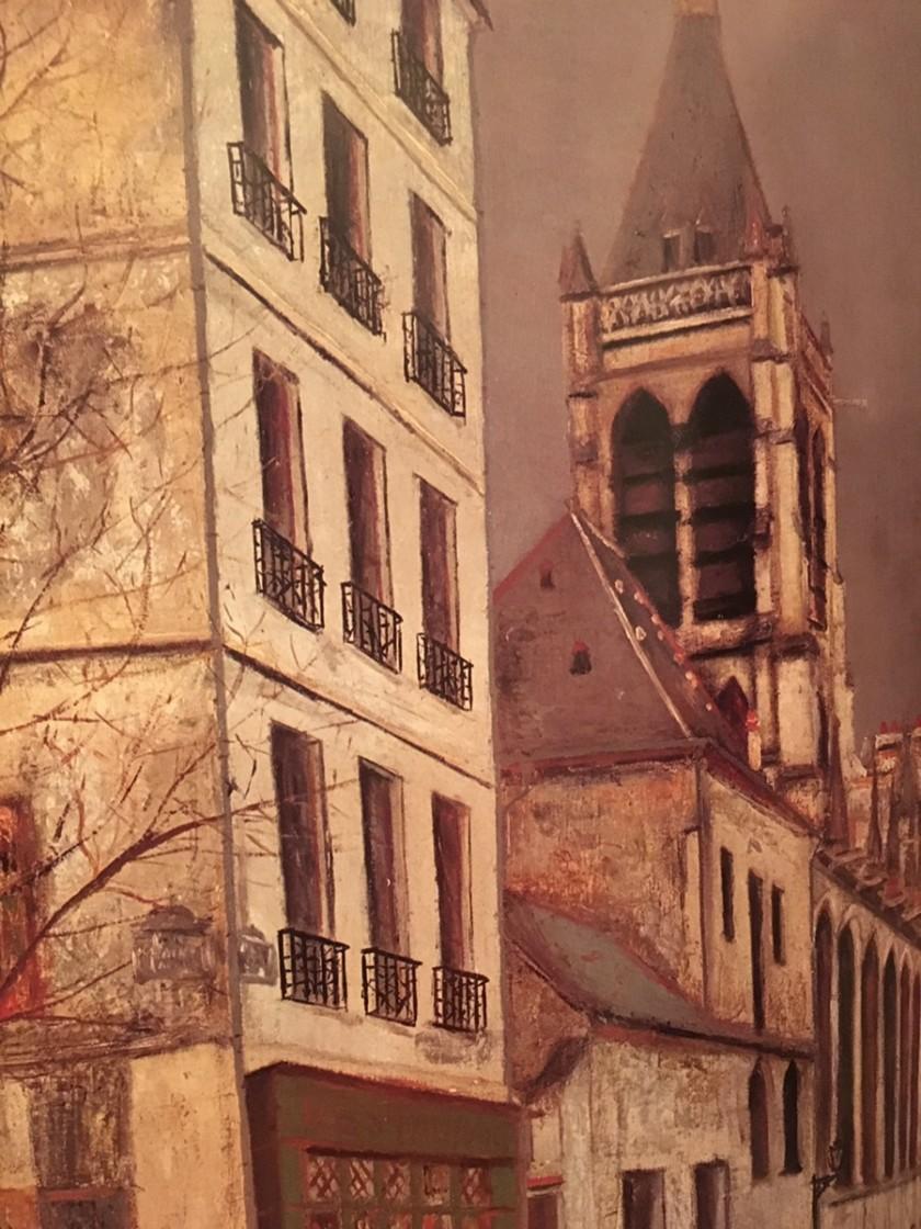 モーリス・ユトリロ,Maurice Utrillo,吟醸香