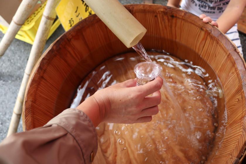 福岡,吟醸香,大賀酒造,蔵開き