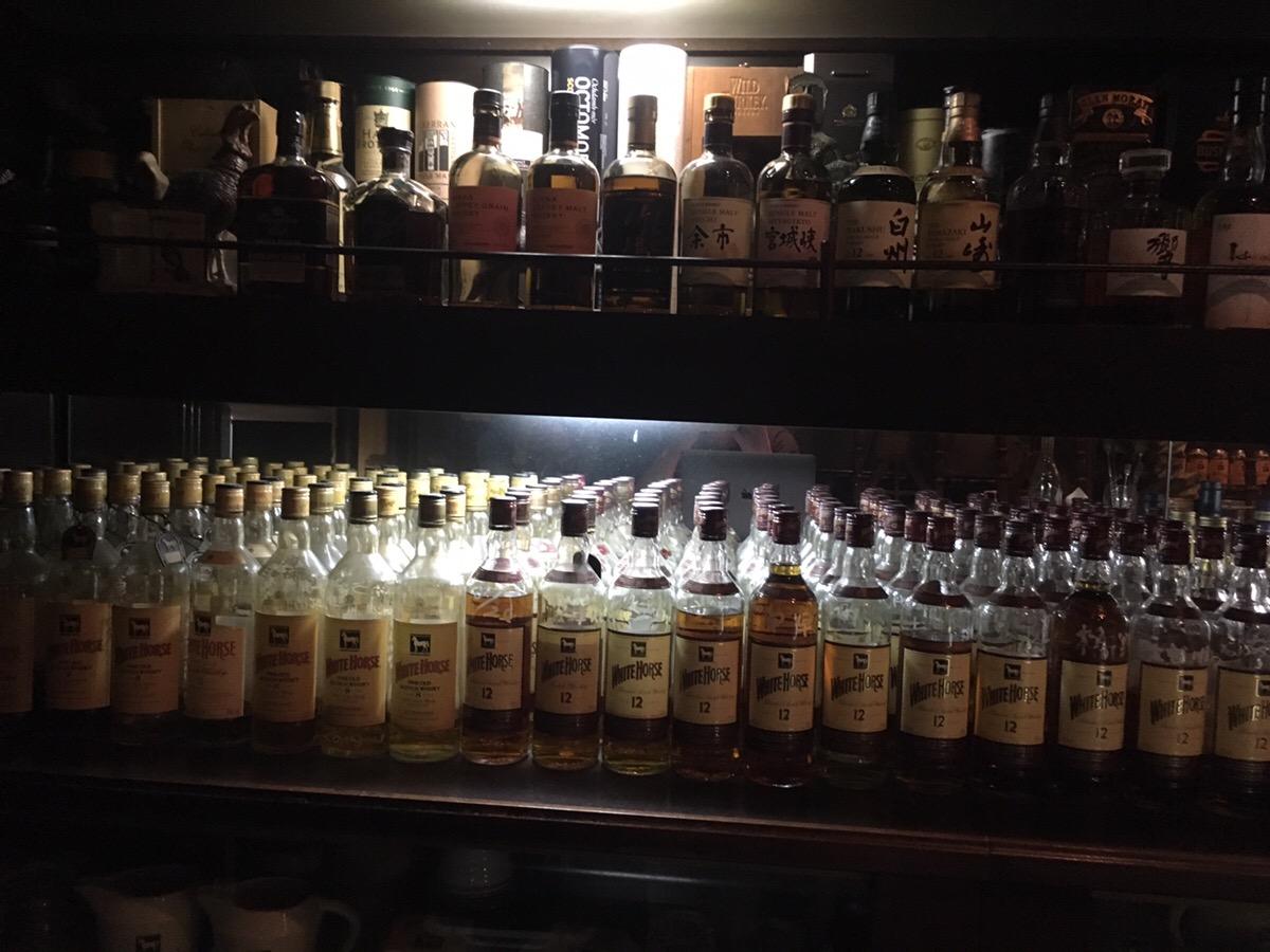 white,horse,宮崎,bar,一心鮨光洋,オーセンティックバー