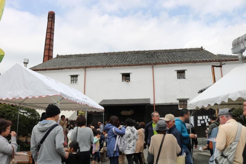 福岡,日本酒,吟醸香,白糸酒造,蔵開き,6513,田中65