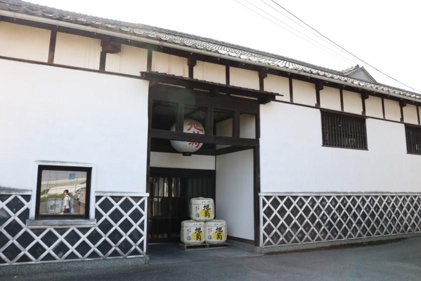 福岡,日本酒,吟醸香,旭菊酒造,城島