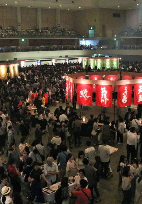 福岡,日本酒,吟醸香,&SAKE福岡,福岡最大の酒のイベント,2018