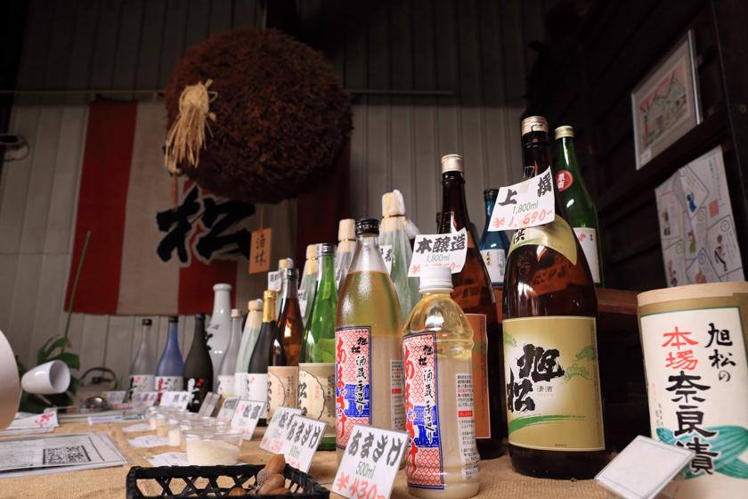 吟醸香、旭松、日本酒、黒木大藤、黒木瞳、博多