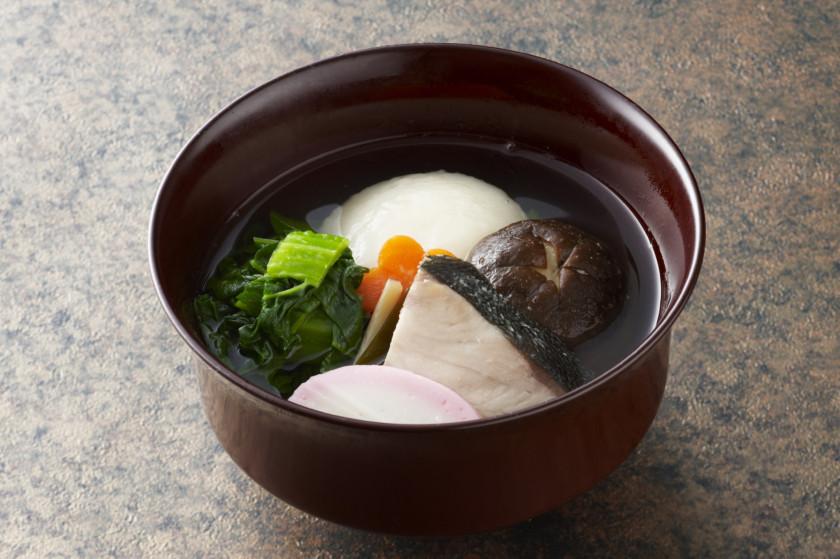 福岡,雑煮,かつお菜,おせち