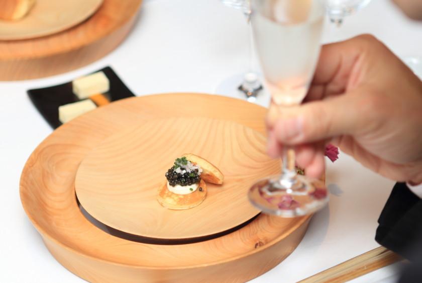 吟醸香、ジョルジュ・マルソー、日本酒、喜多屋、フレンチ