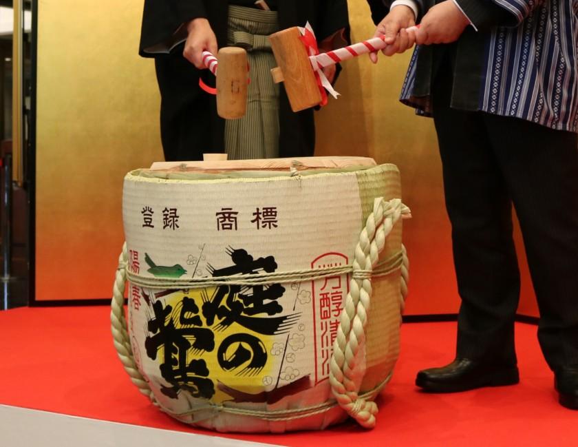 吟醸香,鏡開き,酒樽,日本酒,豆知識