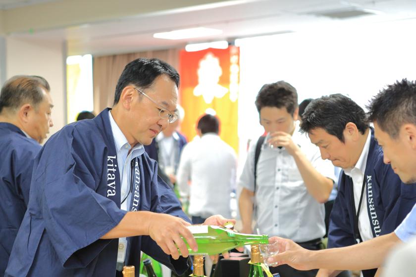 吟醸香、日本酒,保存,賞味期限,喜多屋,木下宏太郎