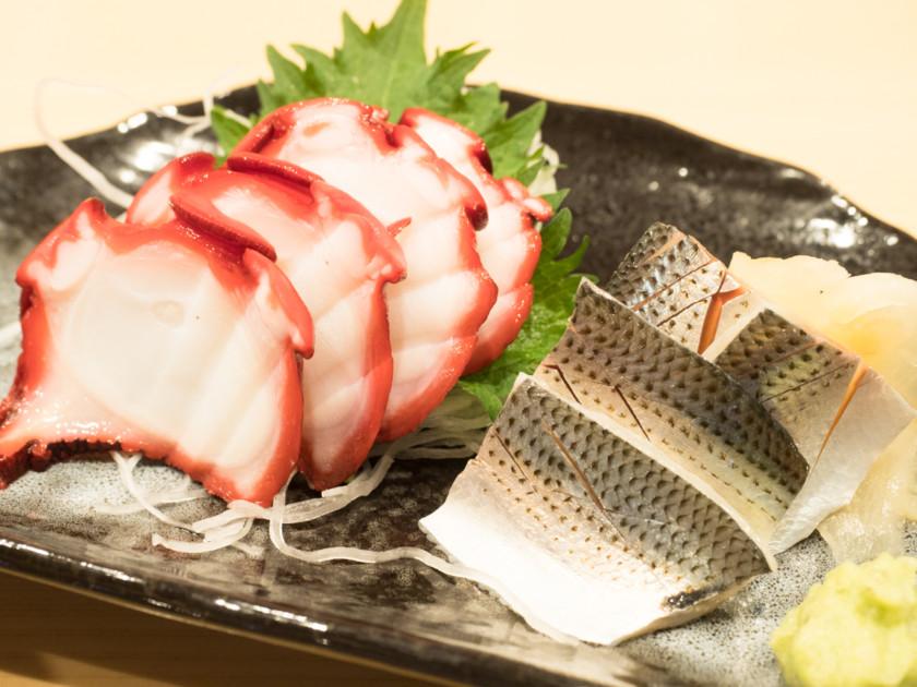 吟醸香,きし,新小岩,すし,鮨,喜多屋