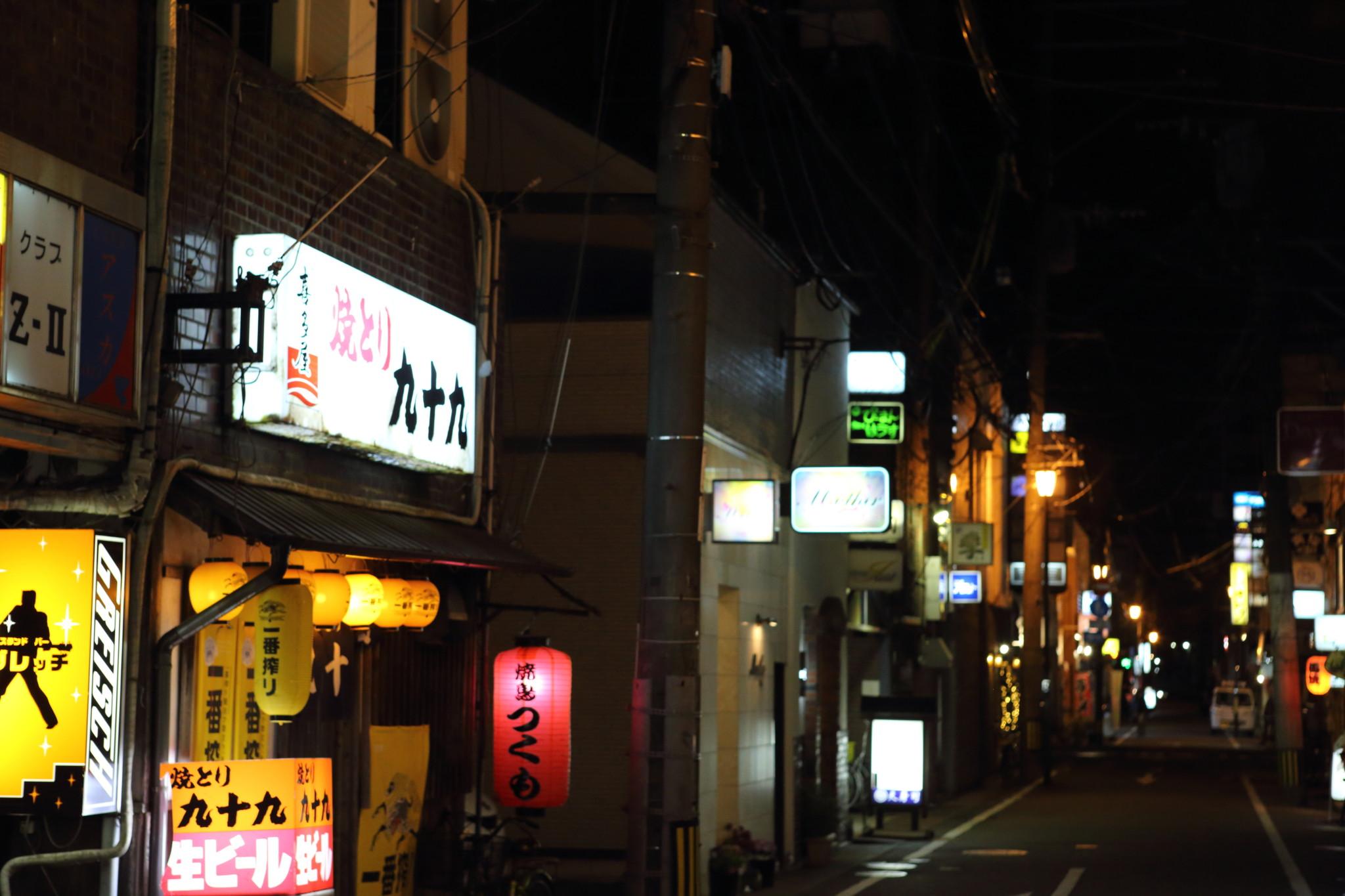 久留米,文化街,焼き鳥,暴君,日本酒,屋台