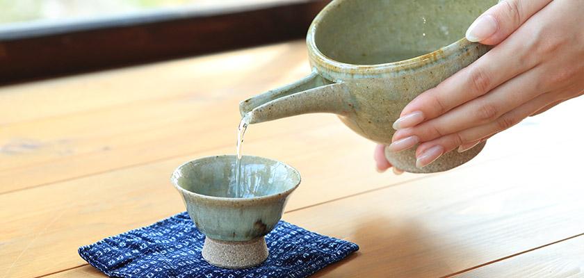 日本酒の基礎をお勉強