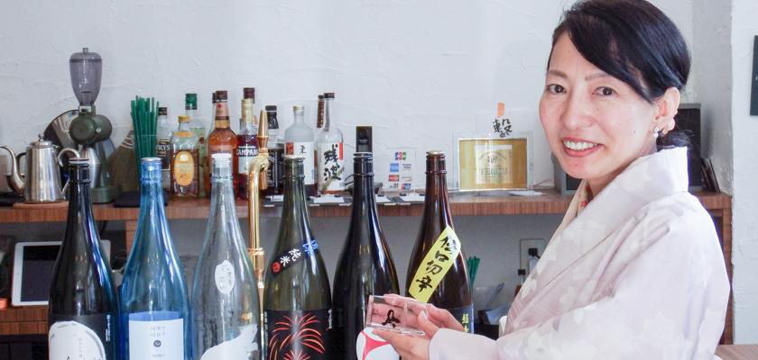吟醸香,松本久我子,日本酒,酒友100万人,日本酒セミナー,福岡