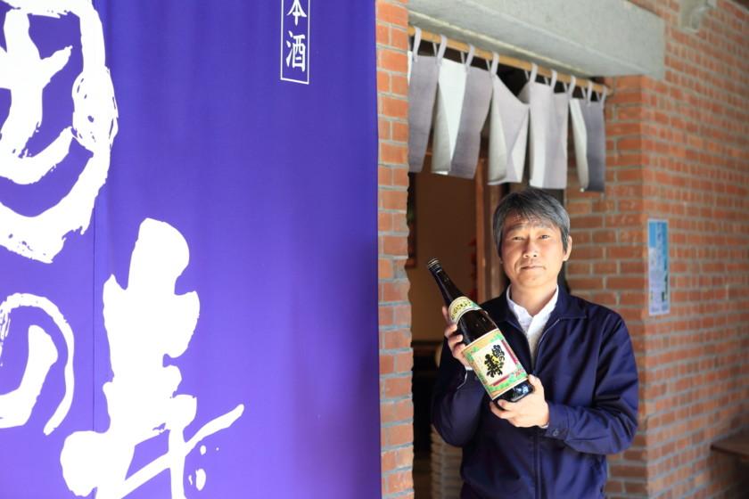 吟醸香、目野酒造、國の寿、柳川、日本酒