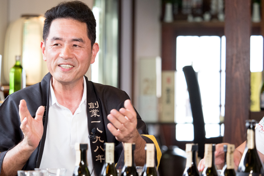 吟醸香,ミス日本酒,安藤彩綾,日本酒パーティー,天盃