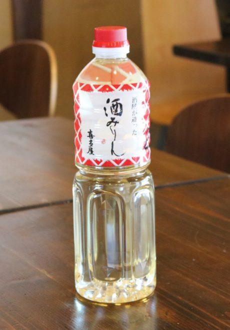 福岡,吟醸香,喜多屋,酒みりん