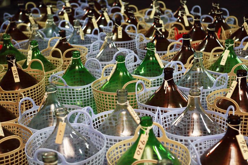 吟醸香、繁桝、箱入娘、日本酒、博多