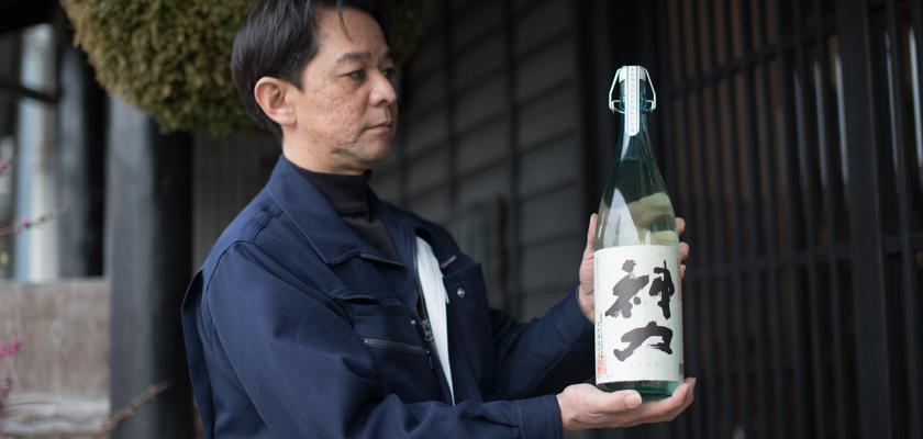 吟醸香,神力,日本酒,酒米,玉水酒造