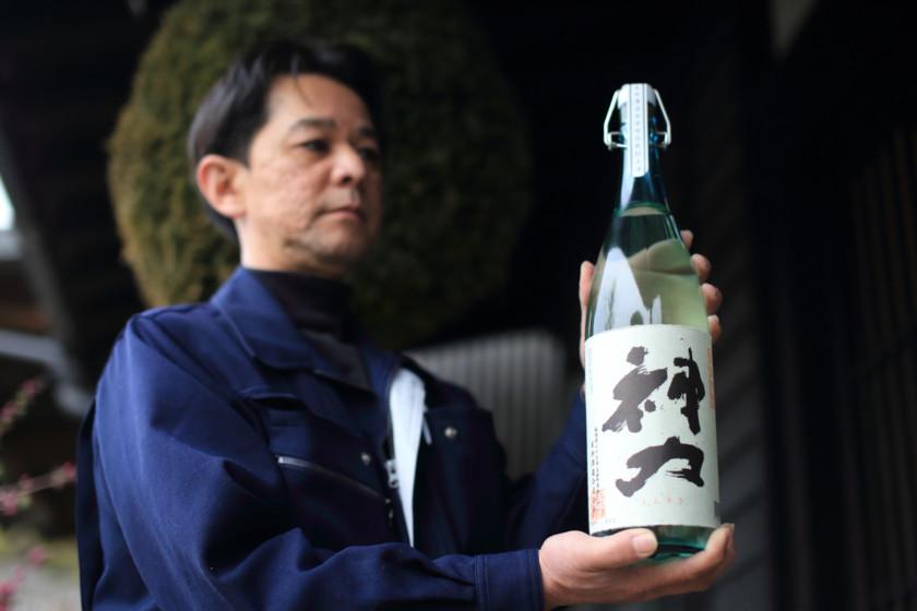 吟醸香,玉水酒造,神力,玉水,日本酒
