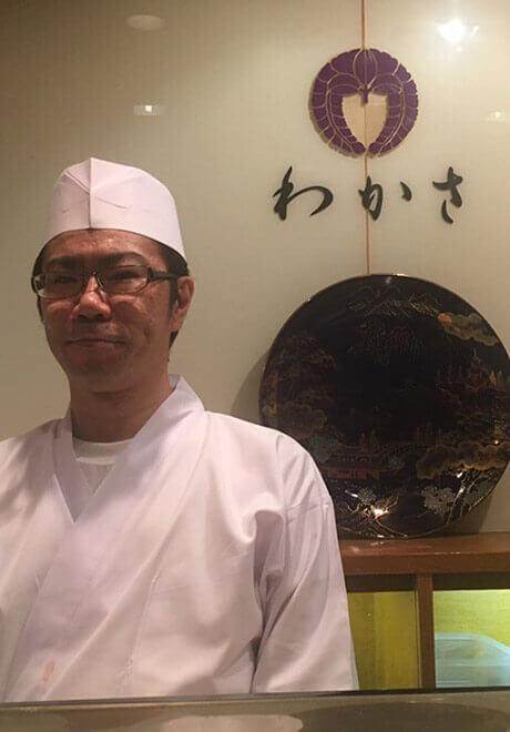 わかさ,鹿児島,寿司,鮨,天文館